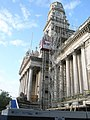 Temporary lift on Portsmouth Guildhall - geograph.org.uk - 986681.jpg