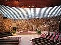 Temppeliaukio Kirkko (Rock Church), Helsinki.jpg