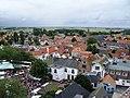 Texel - Den Burg - Toren Hervormde Kerk - View SW along Catholic Church towards Den Hoorn.jpg