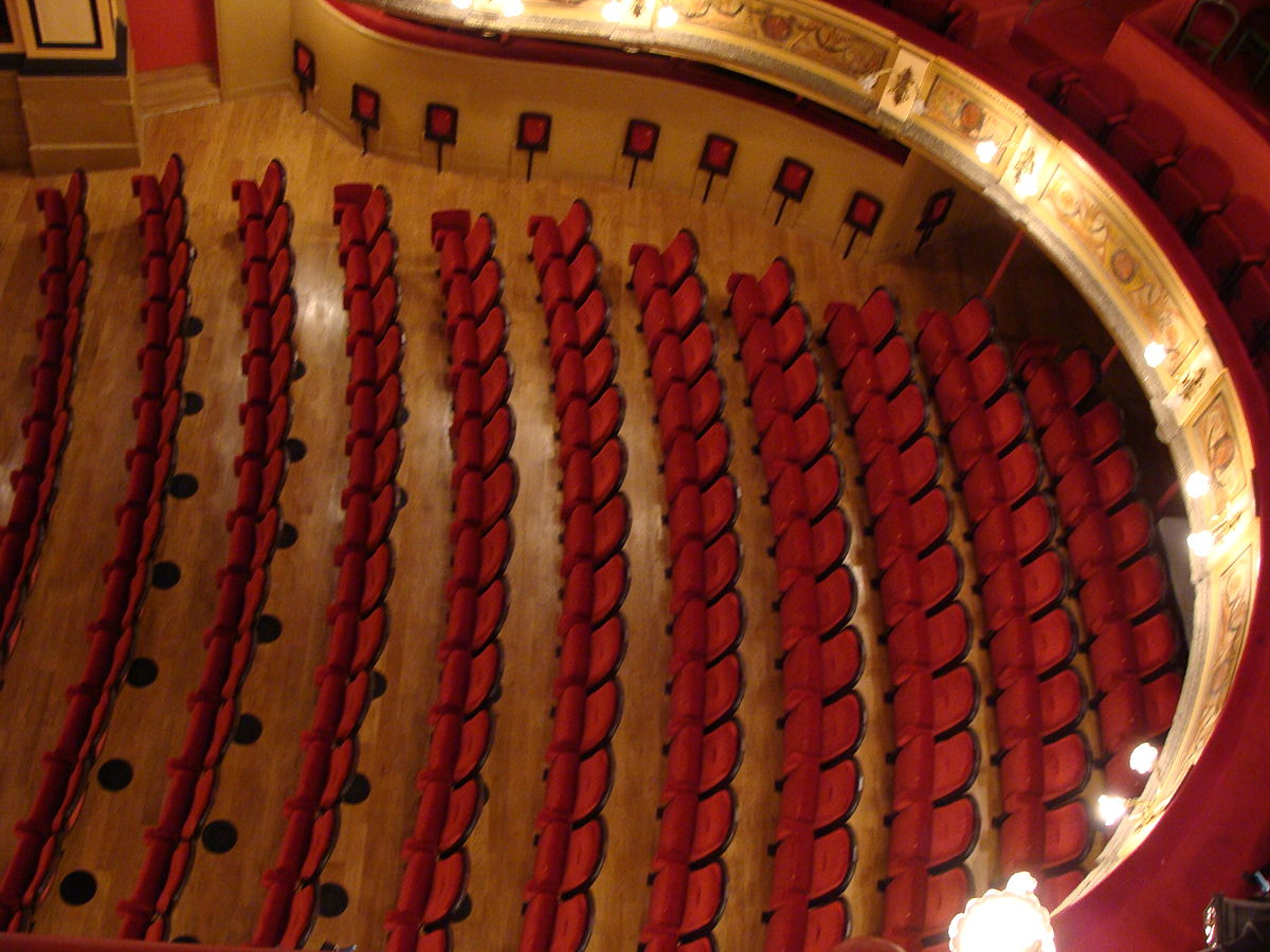poulailler d'un theatre