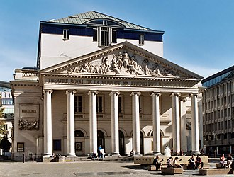 La Monnaie - La Monnaie in Brussels
