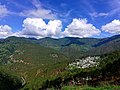 Thalisain from NH 121 (Ramnagar-Pauri Highway).jpg