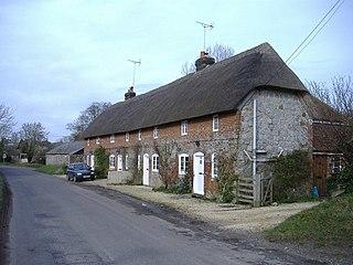 East Kennett Human settlement in England