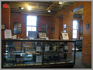 Argus Museum - A Gallery in the Argus Museum