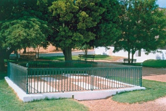 The British Cemetery, Elvas