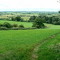 The Cotswold Way, just out of Dyrham Wood - geograph.org.uk - 479088.jpg