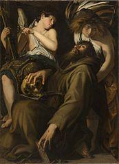 The Ecstasy of Saint Francis