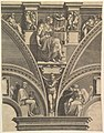 The Eritrean Sibyl; from the series of Prophets and Sibyls in the Sistine Chapel MET DP821560.jpg