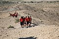 The Excelsior High Desert Young Marines hike up 'Iron Mike'.jpg