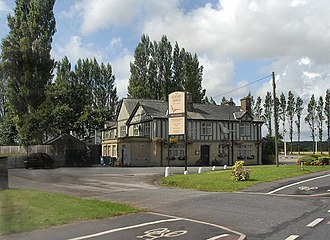 Eccleston, St Helens - Image: The Game Bird geograph.org.uk 1534972