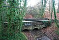 The Great Bridge over the River Len, Mote Park - geograph.org.uk - 1609991.jpg