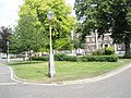 The Green outside Admiralty House at Portsmouth Dockyard - geograph.org.uk - 899016.jpg