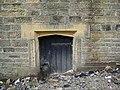 The Holme, Holme Chapel, Doorway - geograph.org.uk - 770286.jpg