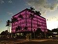 The IBM Building in pink. (32456851624).jpg