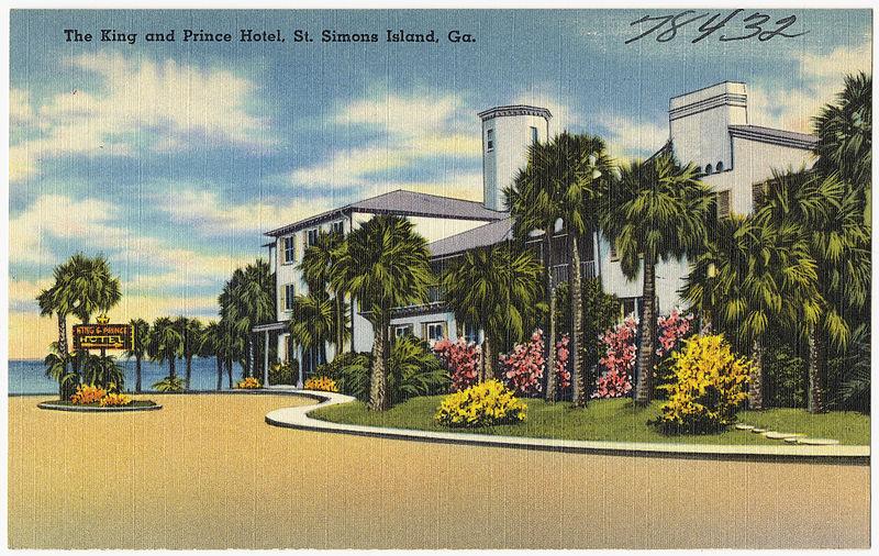St Simons Hotels
