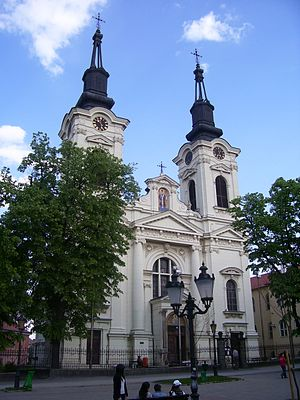Religion in Serbia - Serbian Orthodox Cathedral of St. Nicholas in Sremski Karlovci