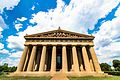 The Parthenon in Nashville, Tennessee.jpg