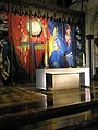 The Piper Tapestry at the High Altar, Chichester Cathedral - geograph.org.uk - 1141567.jpg
