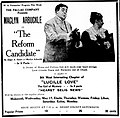 The Reform Candidate - 1916 - newspaperad.jpg