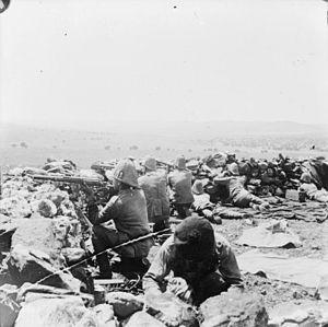 Royal Dublin Fusiliers - Royal Dublin Fusiliers during the Second Boer War, 1899-1902 (IWM Q72298)