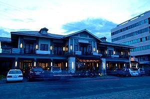 Dumaguete - La Residencia Almar Hotel