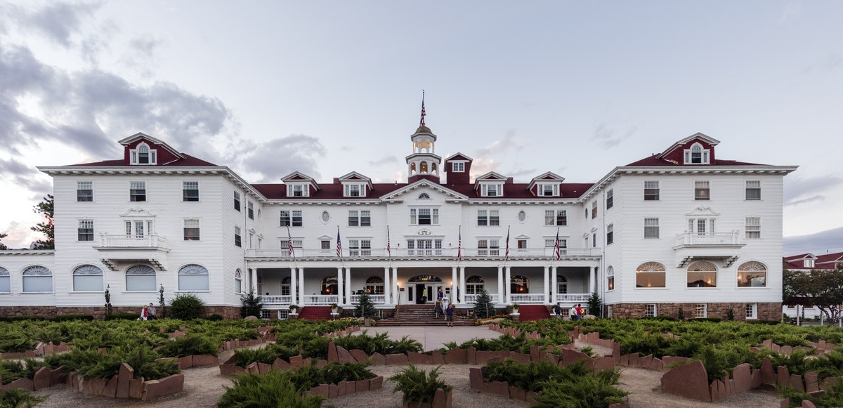 The Stanley Hotel - Wikipedia