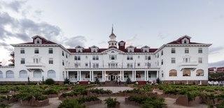 The Stanley Hotel 142-room Colonial Revival hotel in Estes Park, Colorado, USA