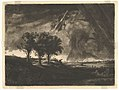 The Three Trees, after Rembrandt MET DP820861.jpg