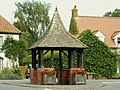 The Village Pump and shelter at Chippenham - geograph.org.uk - 504117.jpg