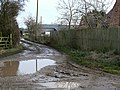 The entrance to Port Lane Farm - geograph.org.uk - 1136735.jpg