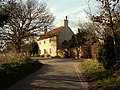 The farmhouse at Broman's Farm - geograph.org.uk - 708890.jpg