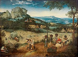 The haymaking, by Pieter Bruegel (I).jpg