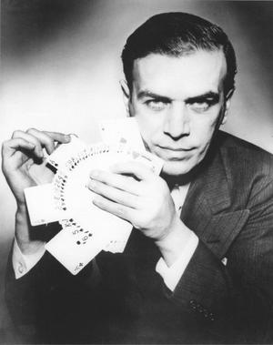 John Scarne - Image: The magician John Scarne
