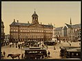 The square, palace, and church, Amsterdam, Holland LOC 4120067264.jpg