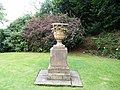 The urn in the Urn Garden at Chartwell - geograph.org.uk - 1422242.jpg