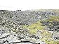 The western end of Rhiwbach 'village' - geograph.org.uk - 579653.jpg