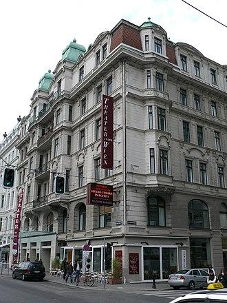 Theater an der Wien - Image: Theater Wien z 03
