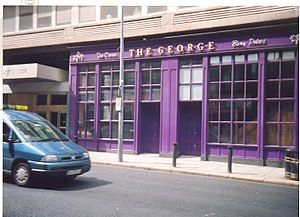 The George, Dublin - Image: Thegeorge