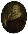 Theodorus Schrevelius (1572-1653). Rector van de Latijnse school te Leiden Rijksmuseum SK-A-4560.jpeg