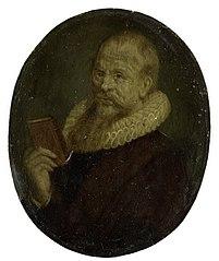 Portrait of  Theodorus Schrevelius (1572-1653)