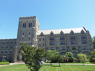 Theological College (The Catholic University of America) - Theological College