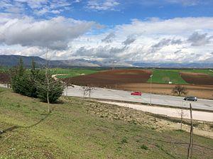 Thessaly, near Larissa