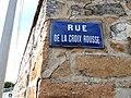 Thizy-les-Bourgs - Rue de la Croix Rousse - Plaque.jpg