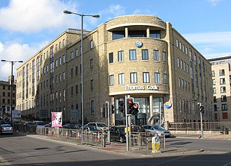 Club 18-30 - Thomas Cook's Bradford city centre offices