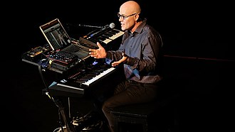 Thomas Dolby - Dolby performing in 2006