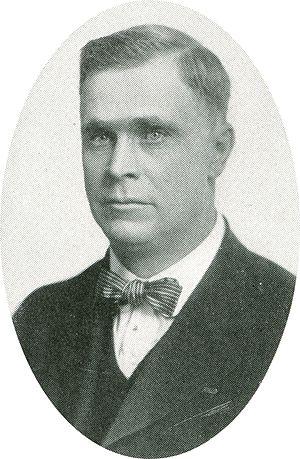 Thomas Frankson - Portrait of Thomas Frankson, 1917