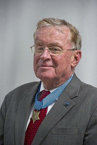 Thomas G. Kelley - Kelley in 2011
