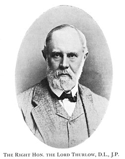 Thomas Hovell-Thurlow-Cumming-Bruce, 5th Baron Thurlow British baron