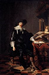 Thomas de Keyser - Portrait of a Gentleman - WGA12176.jpg