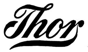 Thor (motorcycles) - Thor motorcycle logo